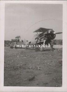 Foto, Wk2, Flugzeug in der Reparatur auf dem Flugplatz Oslo in Norwegen (N)50189