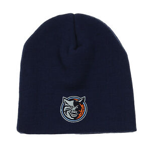 OuterStuff NBA Youth Charlotte Bobcats Team Logo Knit Hat, Navy