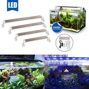 LED Aquarium Lights Submersible Full Spectrum Lamp for Fish Tank Underwater