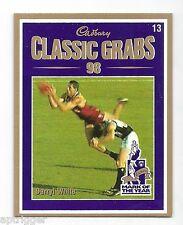 1999 Select Cadbury Classic Grabs (13) Darryl WHITE Brisbane