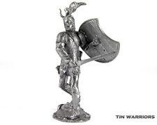 *Trojan War. Achilles* Tin toy soldier 54mm miniature statue. metal sculpture
