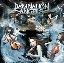 Damnation Angels - Shadow Symphony CD EP 2009 Symphonic Metal *NEW*