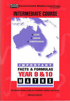Facts & Formulas: Years 9 & 10 Intermediate: Year 9 and 10 Intermediate