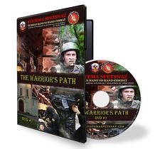 Russian Martial Art Systema Spetsnaz DVD - The Warrior's path. Self-Defense DVD.
