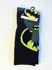 DC BATMAN Logo Socks BUILD Loot Wear Crate DX February 2017