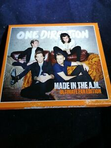 One Direction : Made in the A.M. CD like new