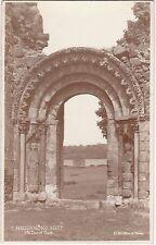 S. W. Door Of Church, Haughmond Abbey, Nr SHREWSBURY, Shropshire RP