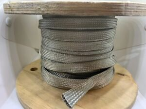 "1/2"" FLAT BRAID (=#9AWG) ALPHA 2146   MR. SHORTS (Read Below)"