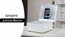 Tangent Audio PearlBox APPLE iPhone iPod docking station - White - Brand New