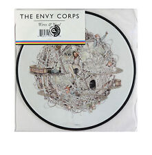 "The Envy Corps - Wires & Wool (Limited Edition Promo 7"" Picture Disc)New"