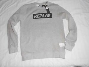 REPLAY Pullover M3914 Gr.M NEU