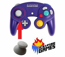 New Joystick Cap for Nintendo Gamecube Controller - Gray (Left)