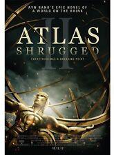 Atlas Shrugged Part II (2013, REGION 1 DVD New) WS
