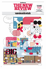 Observer Review Nov 2017 Chris Ware Exclusive Graphic Novel Cover Perfume Genius