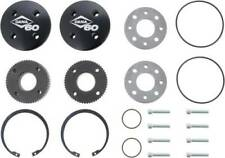 DANA 60 FRONT 35 SPLINE CHROMOLY DRIVE FLANGES 4X4 Front Axle Chevy Ford Dodge