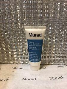 Murad Oil and Pore Control Mattifier Broad Spectrum SPF 45 - 23ml New EXP 11/21