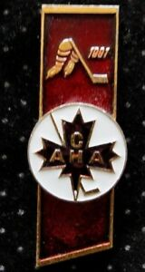 1991 Canadian Amateur Hockey Association Team Pin