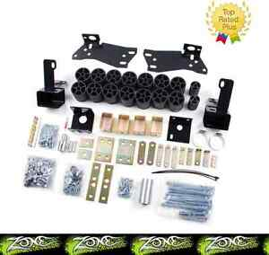 "Zone Offroad C9353 3"" Body LiftKit for 2003-2005 Chevy/GMC Silverado/Sierra 1500"