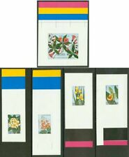 Grenada Grenadines 1984 Flowers MASTER PROOFS incl. $3!