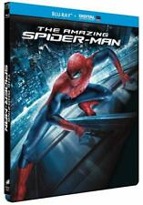 The Amazing Spider Man - Limited Edition Steelbook Blu-Ray Region Free*