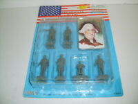 Presidents of The United States Series 1 Plastic Figure & Card BMC Toys 2003 NEW