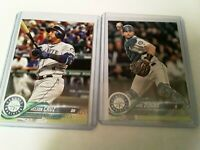 MARINERS Nelson Cruz + Mike Zunino 2018 Topps