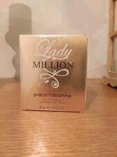 LADY MILLION Paco RABANNE  Eau de Parfum Vaporisateur 80 ml NEUF