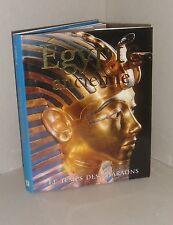Egypte ancienne.Le temps des Pharaons.Robert HAMILTON CB20