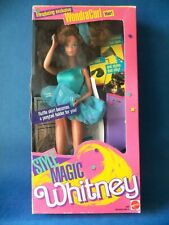 Bambola Barbie Style Magic Whitney 1988 Steffie Face anni '80 con scatola Mattel