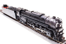 Broadway Limited 4676, HO Scale PRR J1 2-10-4 #6444 with Paragon3 Sound/DC/DCC