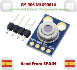 GY-906 MLX90614 senza Contatto Infrarossi Temperatura Sensore Modulo MLX90614ESF