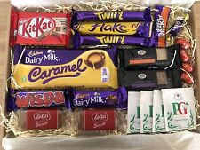 Large Tea, biscuit and Chocolate Hamper/ Gift Or Treats For Any Celebration