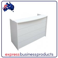 Ready 2 Go RD212 Office Reception Desk - 1252 Length - White