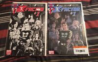 X-factor 1 (3rd Series) 1st & 2nd Print [marvel Comics, 2006]