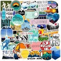 50 SUMMER Stickers bomb Vinyl Skateboard Luggage Laptop Decals Sticker Cool