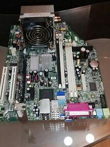 HP Compaq DC7700 SFF 404674-001 404227-001 Socket LGA775 Motherboard+CPU Intel.