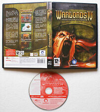 WARLORDS IV 4 Heroes Of Etheria sur PC