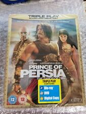 PRINCE OF PERSIA: THE SANDS OF TIME STEELBOOK [NEW/Blu-ray+DVD+DC] HMV Exclusive