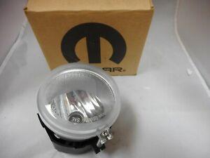 New OEM Mopar 2004 - 2009 Jeep Dodge Chrysler fog driving light lamp assembly
