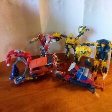 Small Lot Of 7 Transformers