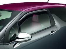 Citroen DS3 Side Door Wind Air Deflectors Pair New + Genuine 9421A9