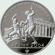 Poland / Polen - 10zl XXVIIIth Olympic Games - Athens