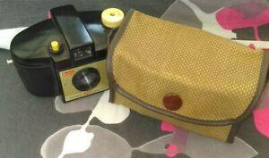 Kodak 127 Brownie Classic Bakelite Vintage Camera with case
