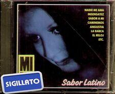 "MINA "" SABOR LATINO "" CD SIGILLATO PERFIL - DIVUCSA 1991"
