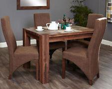 Baumhaus Walnut Dining Room Furniture