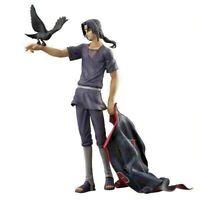 Naruto Shippuden Uchiha Itachi PVC Action Figure Collectible Model Toy Doll 23cm