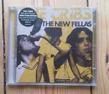 The Cribs New Fellas CD + ltd DVD Tour edition Kaiser Chiefs