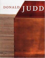 Donald Judd-ExLibrary