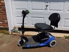 PRIDE GO-GO PORTABLE TRAVEL ELECTRIC MOBILITY DISABILITY SCOOTER POWER CHAIR NY