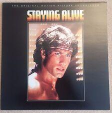 'STAYING ALIVE' Vintage vinyl LP - Original Soundtrack
